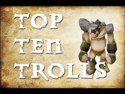 RuneScape Top 10 Trolls (Part 1)
