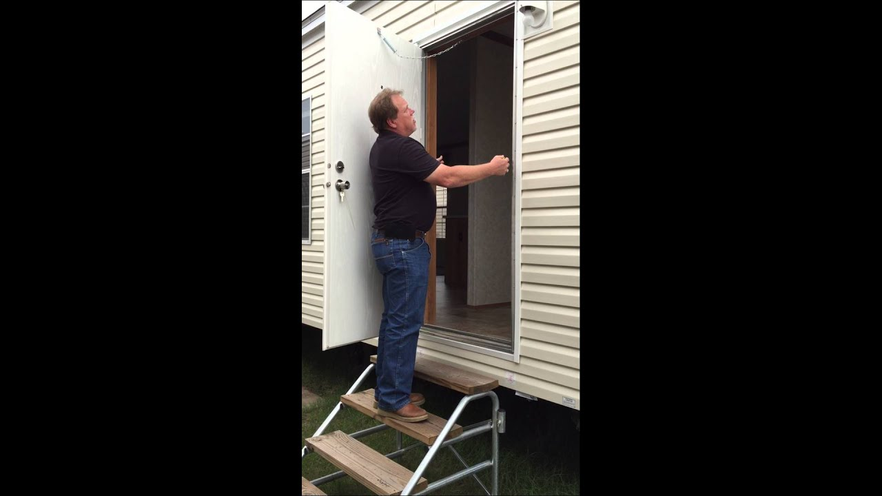 How to measure a mobile home outswing door unit - YouTube Mobile Home Wood Doors on wood storage building doors, wood exterior doors, wood barn doors, wood interior doors, lowe's solid wood doors, wood patio doors, wood room doors, wood boat doors, wood commercial doors, wood farm doors, wood garage doors, wood skylights, wood tudor doors, wood restaurant doors, wood log cabin doors, wood flat doors, main entrance wood doors, wood industrial doors, wood door design, wood ranch doors,