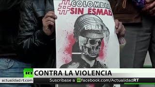 Homenajean en Bogotá al estudiante Dilan Cruz, muerto en las protestas de noviembre