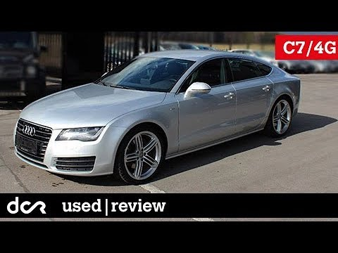 Buying a used Audi A7 (C7/4G) - 2010-2018, Buying advice with Common