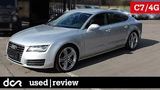 Buying a used Audi A7 (C7/4G) - 2010-2018, Buying advice with Common Issues