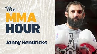 Johny Hendricks Explains Scary Weight Cut, UFC Retirement Cause