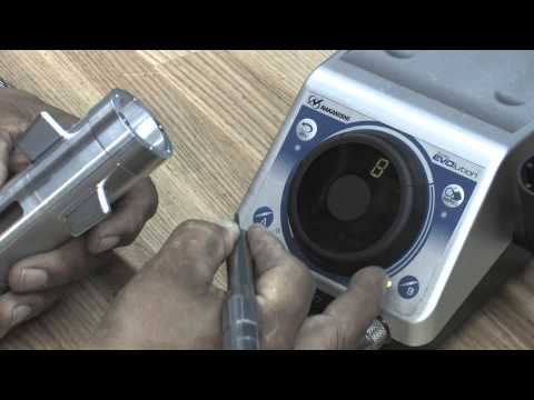 Nakanishi Emax Evolution Hand Grinder with BMH300