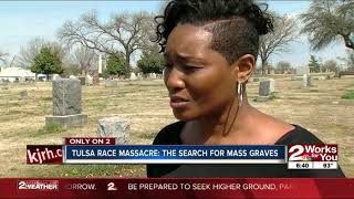 JustUs: Search for mass graves from Tulsa Race Massacre helps black community move forward