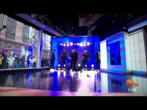 Hooked Why Don't We August 31 2018 Sunrise On 7