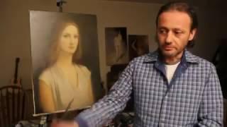 Ответы начинающему художнику от художника Игоря Сахарова. Как новичку начать рисовать маслом
