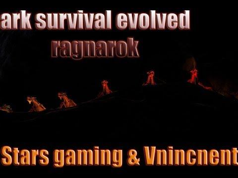 ARK: Survival Evolved: Ragnarok modded: server up again. chat mini games