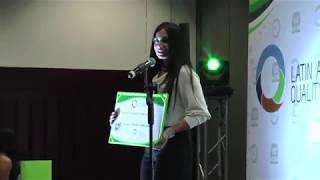 JEFE DE PRENSA RECIBIÓ DISTINCIÓN COMO SPEAKER MEMBER CERTIFICATION Y ESPECIALISTA 2018