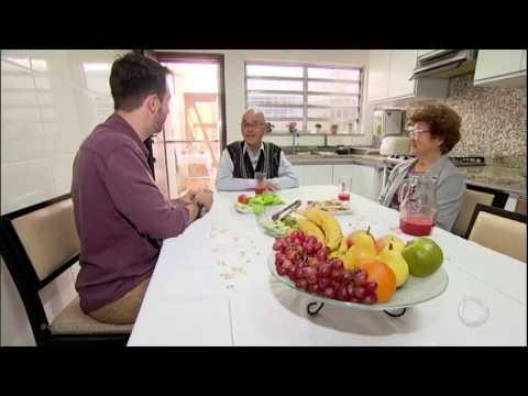 Após se recuperar de câncer no intestino, idoso adota hábitos saudáveis