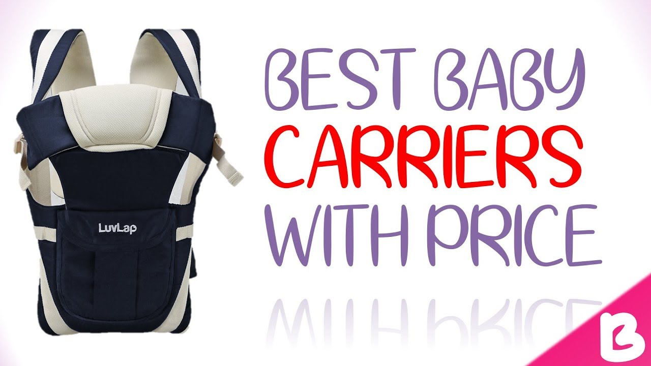 66c0fe3064 7 Best Baby Carriers in India with Price - 2018 - YouTube
