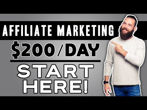 Affiliate Marketing For Beginners: The BEST Way To Start in 2021