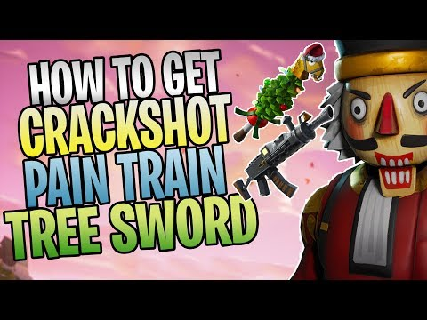fortnite---how-to-get-the-crackshot-soldier,-pain-train-ar,-and-tree-of-light-sword
