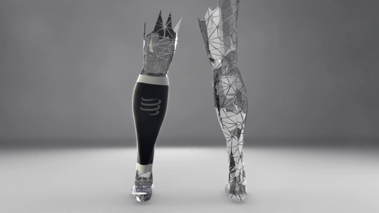 Introducing the Compressport R2v2: A revolution in Compression Calf Sleeves