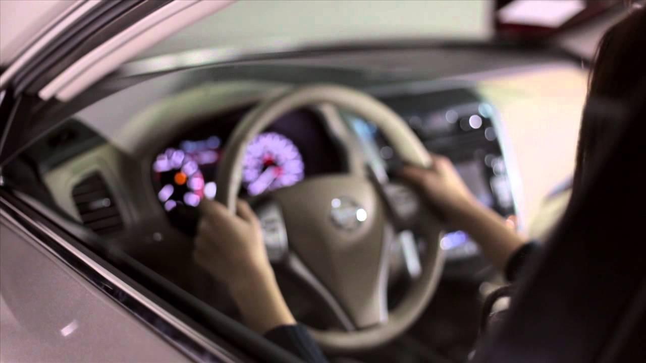 2015 Nissan Altima - Power Windows
