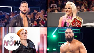 Superstars react to Mixed Match Challenge: WWE Now
