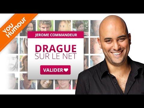 Jérôme COMMANDEUR - Drague sur le net