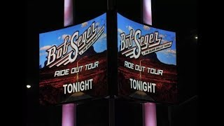 "Bob Seger:  Ride Out Tour ""Mix"" (HD) The Forum"