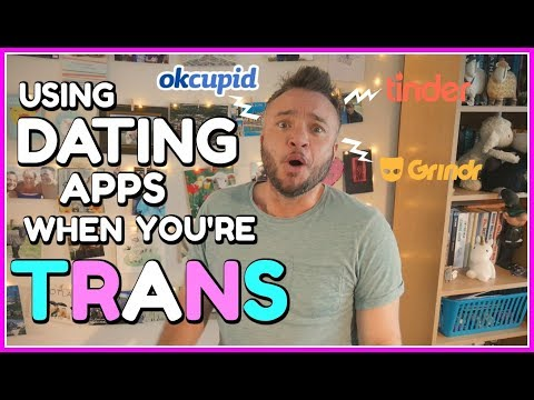 Being Trans And Using Online Dating Apps