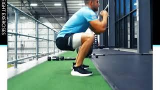 4 Bodyweight Exercises