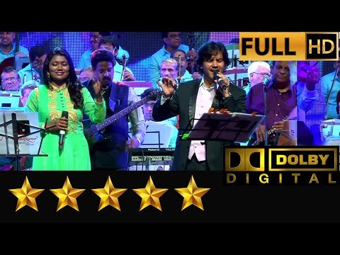 Tune kajal lagaya din mein raat ho gayi bollywood song by Javed Ali & Vashali Made Live Music Show