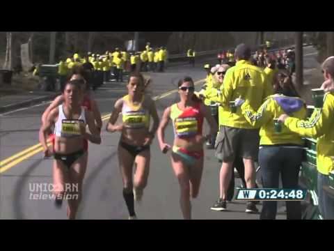 2013 Boston Marathon Highlight Video
