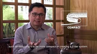 STB Video OLLO RFID UNIFORM CONVEYOR SYSTEM (REGENT HOTEL)