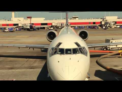 Plane Spotting at Hartsfield Jackson Atlanta International Airport