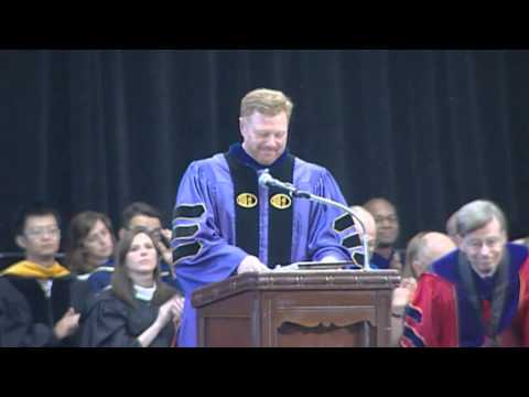Rhodes College Opening Convocation 2014