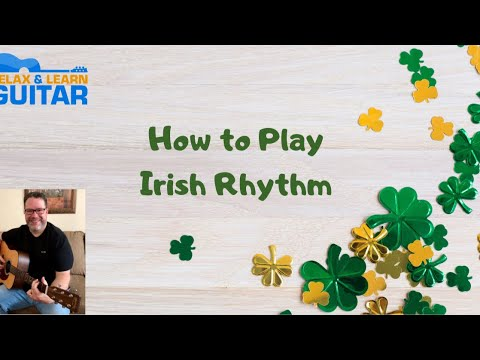 How to play Irish Rhythm