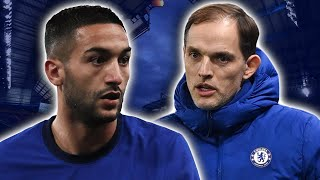 Hakim Ziyech's One-word Instagram Message After Latest Thomas Tuchel Snub In Chelsea Win
