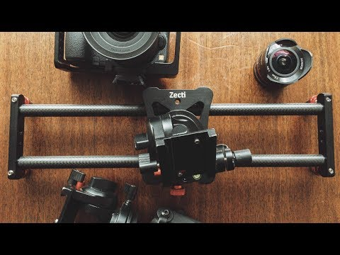 Awesome Cheap Camera Slider!
