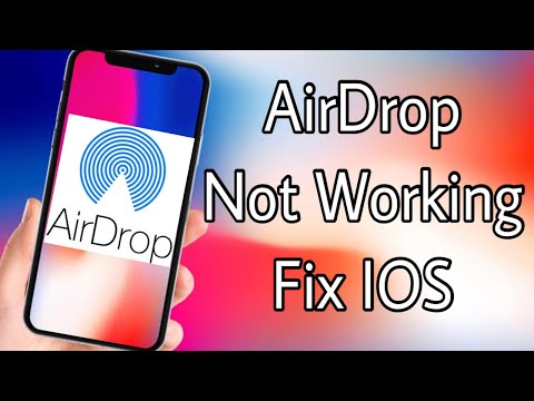IPhone Airdrop Not Working '' Fix Airdrop Sharing