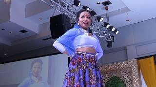 MEGHAM KARUKUTHU   SUSANY GEORGE TAMIL DANCE 2018   TVP HD