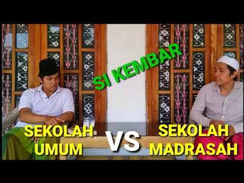 Lagu Lucu Madrasah Vs Umum Versi Madura By Saini Robert