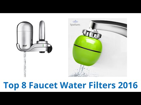 8 Best Faucet Water Filters 2016