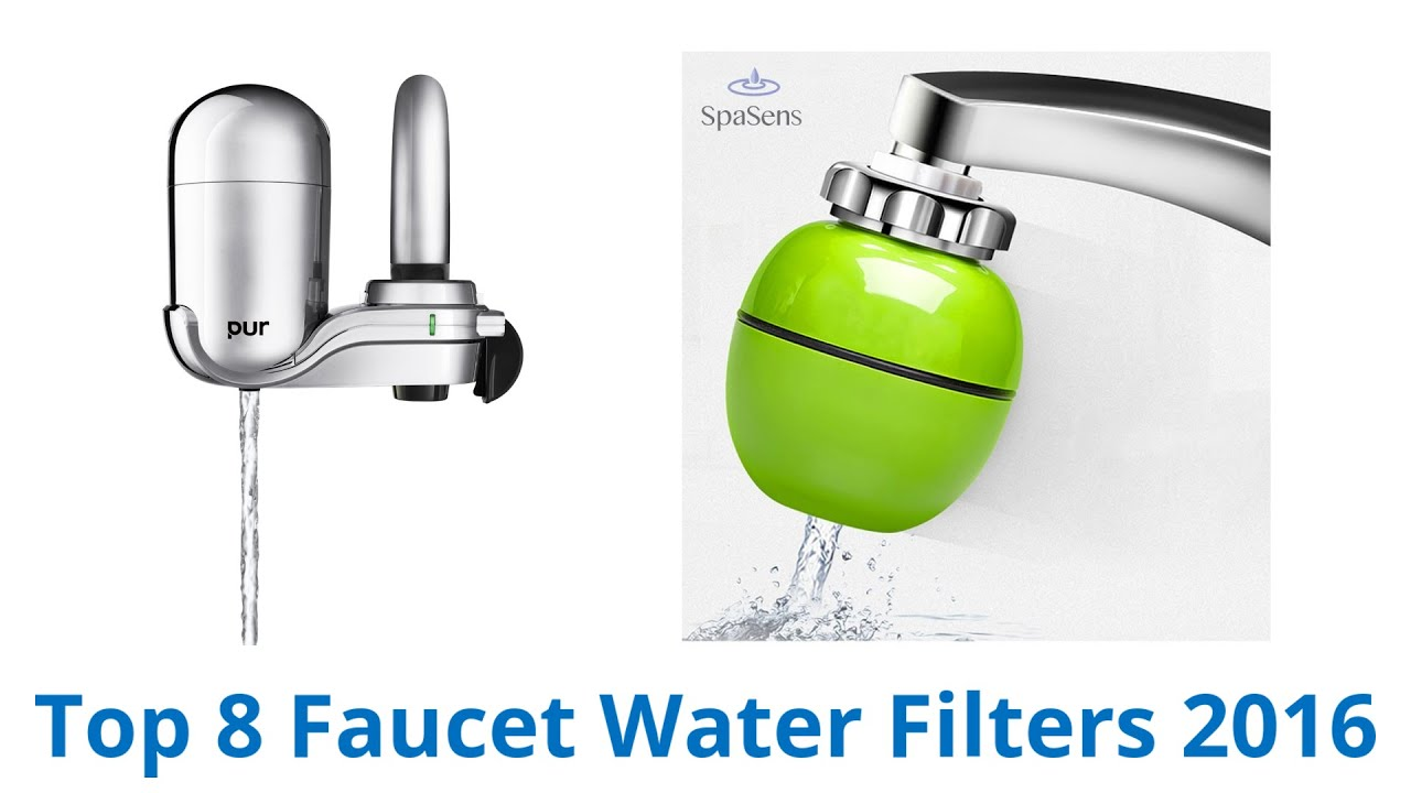 8 Best Faucet Water Filters 2016 - YouTube