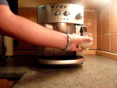 Delonghi magnifica esam 4200 review automatic coffee machine espresso maker cappucino...