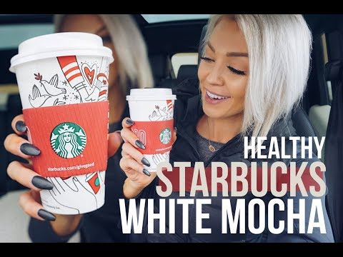 Starbucks White Chocolate Syrup Calories