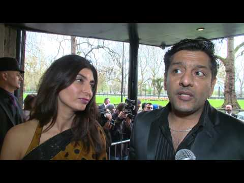 Nitin Ganatra - Red Carpet - The 4th Asian Awards