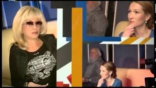 Откровенное интервью Ирины Аллегровой 12 Каналу (23.11.2014)