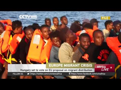 Europe divided on how to deal with ongoing migrant crisis