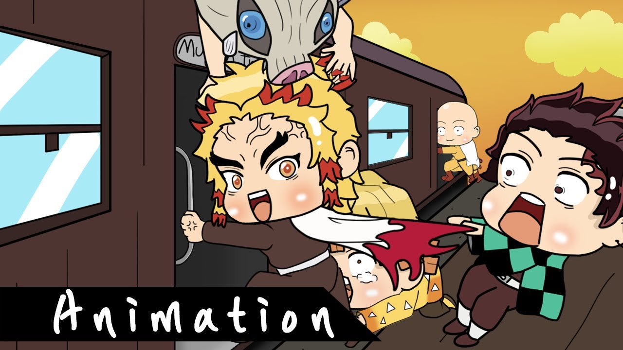 【鬼滅の刃】煉獄さん その列車に乗らないで!!