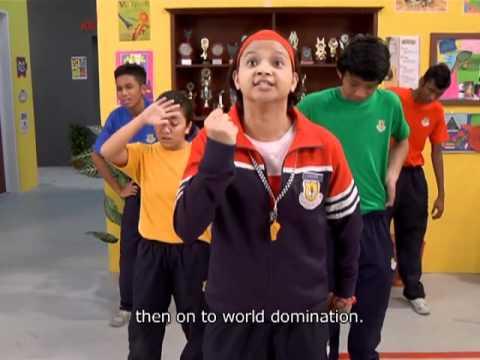 Student Icon - Waktu Rehat - Disney Channel Asia