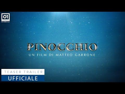 PINOCCHIO di Matteo Garrone (2019) - Teaser Trailer HD