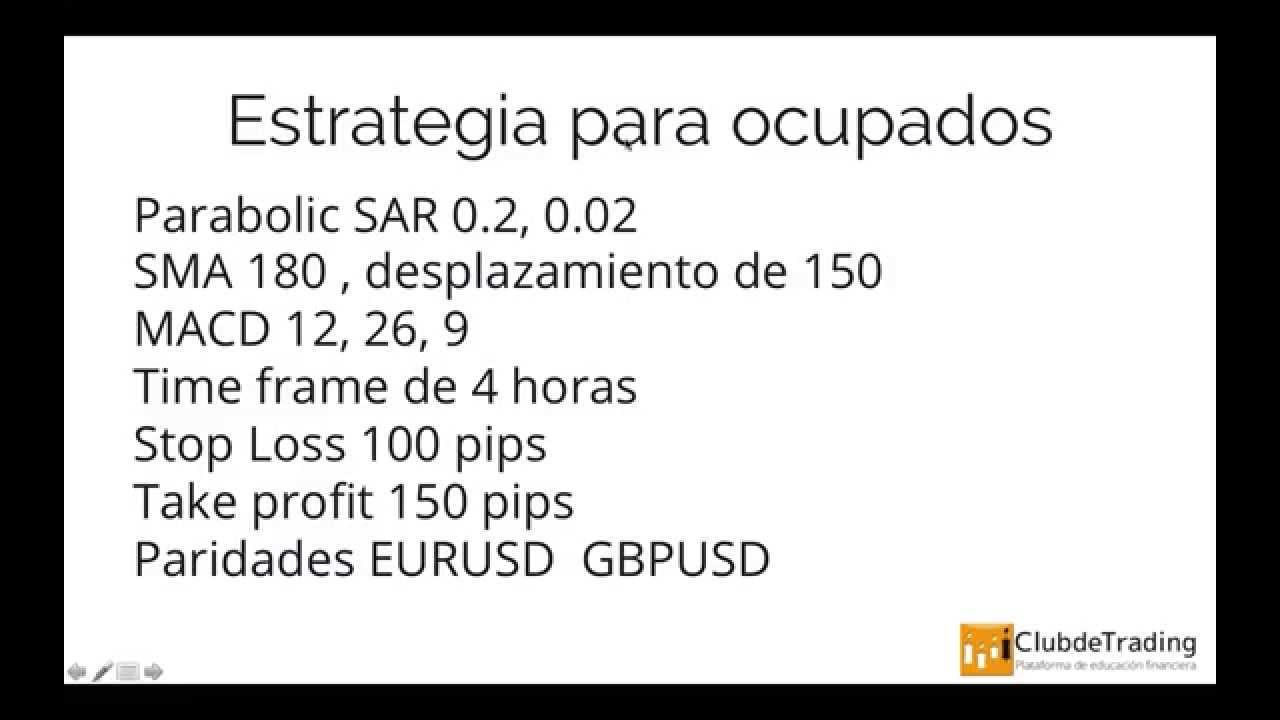 Estrategias de forex rentables