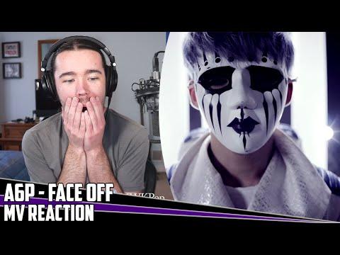 A6P(에이식스피) - Face Off(페이스오프) | MV Reaction