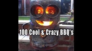 100 Cool & Crazy BBQs