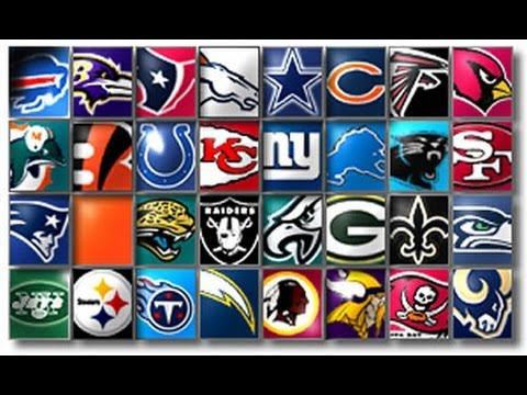My 2013-2014 NFL Season Previews