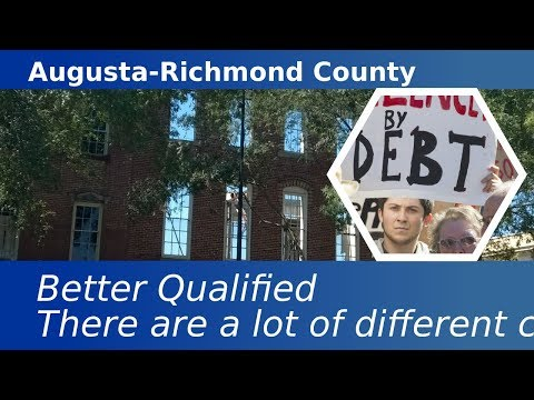 Discover/Better Qualified LLC/Repayment Schedule/Augusta-Richmond County GA/Home Equity Loan