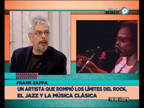 TesT - 28-08-13 - Frank Zappa, en el informe de Bobby Flores